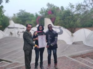 Nikita_Patel_Biker_Ahmedabad_World_Records